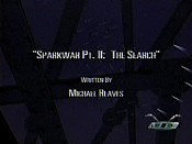 Sparkwar, Part II: The Search Picture Of The Cartoon