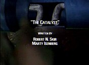 The Catalyst: Techno-Organic War, Part 2 Cartoon Picture