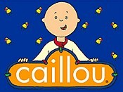 Caillou Prend Son Bain Cartoon Picture