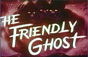The Friendly Ghost Cartoon Picture