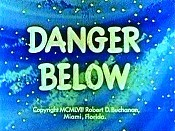 Danger Below Pictures To Cartoon