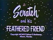Scratch and His Feathered Friend Pictures To Cartoon