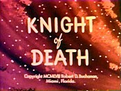 Knight of Death Pictures To Cartoon