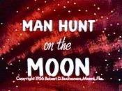 Man Hunt on the Moon Pictures To Cartoon