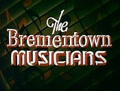 The Brementown Musicians Picture Into Cartoon