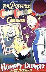 Humpty Dumpty Picture Of Cartoon