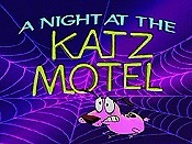 A Night at The Katz Motel Cartoon Character Picture