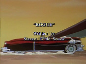 Rogue Cartoon Picture