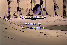Wild Child Picture Of Cartoon