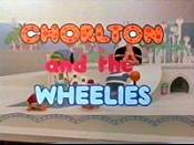 Chorlton Gets His Wheels Pictures To Cartoon
