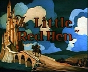 The Little Red Hen Pictures Cartoons