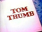 Tom Thumb Picture Into Cartoon