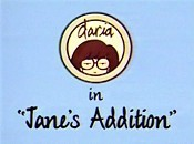 Jane's Addition Free Cartoon Picture