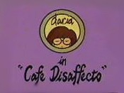 Cafe Disaffecto Free Cartoon Picture