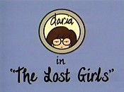 The Lost Girls Picture Into Cartoon