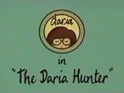 The Daria Hunter Free Cartoon Picture