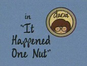 It Happened One Nut Picture Into Cartoon