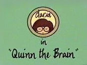 Quinn The Brain Free Cartoon Picture