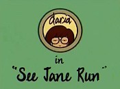 See Jane Run Free Cartoon Picture