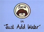 Just Add Water Picture Into Cartoon