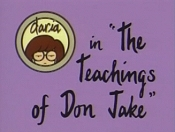 The Teachings Of Don Jake Free Cartoon Picture