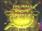 The Hall Of Bones Cartoon Picture