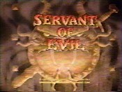 Servant Of Evil Cartoon Character Picture
