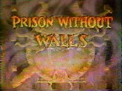 Prison Without Walls Cartoon Picture