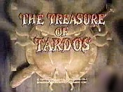The Treasure Of Tardos Cartoon Character Picture
