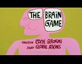 The Brain Game Cartoon Character Picture