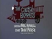 The Casbah Express Cartoon Picture