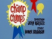 Champ Chumps Cartoons Picture