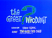 The Great Whodunit Cartoons Picture