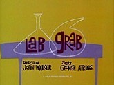 Lab Grab Cartoons Picture