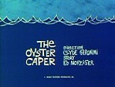 The Oyster Caper Cartoons Picture