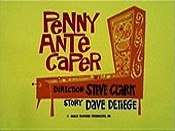 Penny Ante Caper Pictures Cartoons