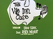 The Vile Inn Case Cartoon Picture