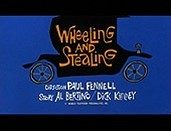 Wheeling And Stealing Cartoons Picture