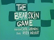 The Bearskin Game Cartoon Picture