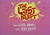 The Last Blast Picture Into Cartoon