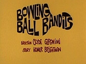 Bowling Ball Bandits Pictures Cartoons