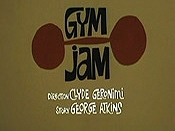 Gym Jam Cartoon Picture
