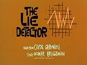 The Lie Detector The Cartoon Pictures
