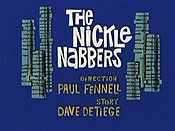 The Nickle Nabbers Cartoon Picture