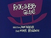 Rock-A-Bye Guys Pictures Cartoons