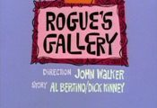 Rogue's Gallery Cartoon Picture