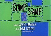 Stamp Scamp Cartoon Picture