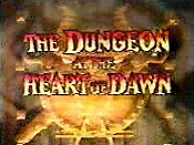 The Dungeon At The Heart Of Dawn Cartoon Picture