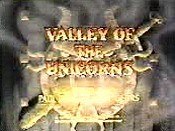 Valley Of The Unicorns Cartoon Picture