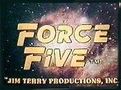 Force Five (Series) Cartoon Picture